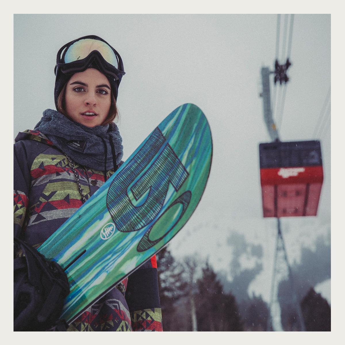 Burton Snowboards – sezon 2015/2016