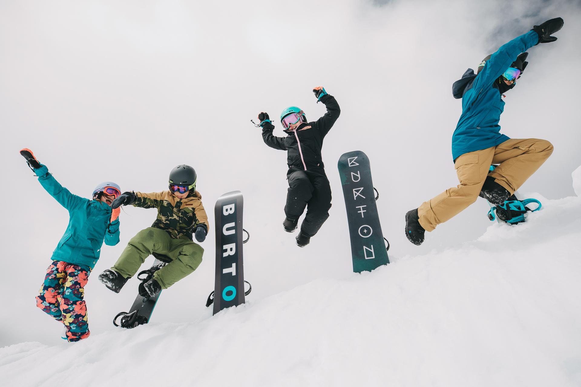 BURTON 2019 - Deski, wiązania, buty snowboardowe i odzież!