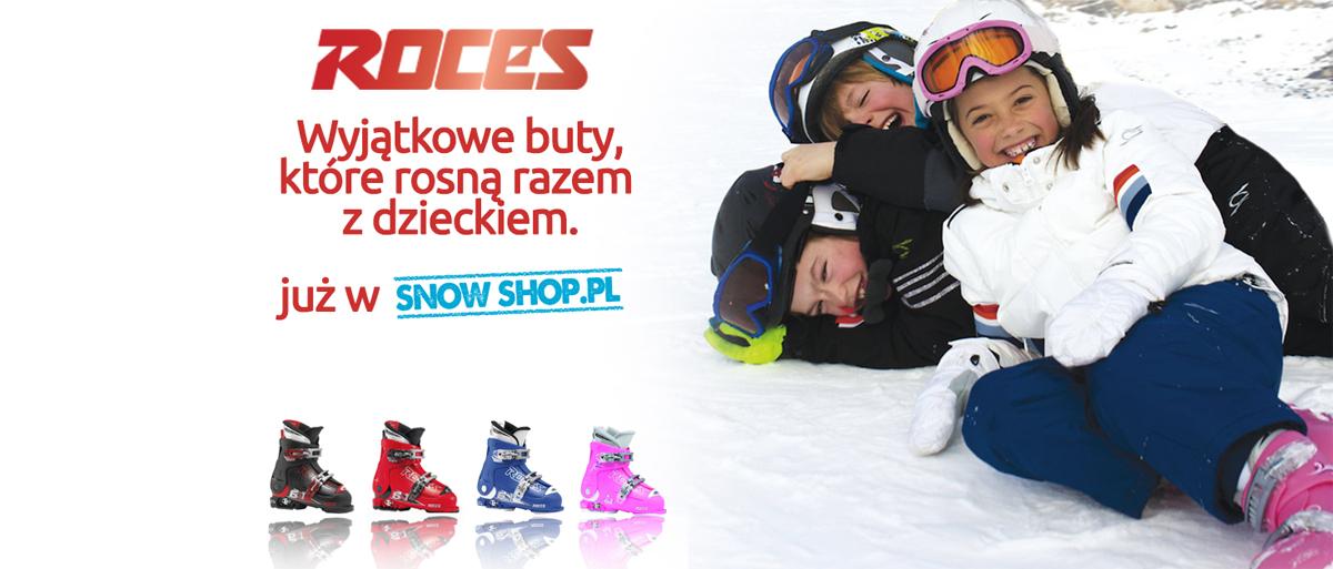 Buty narciarskie ROCES – czemu są wyjątkowo sprytne i najczęściej rekomendowane dla najmłodszych narciarzy?
