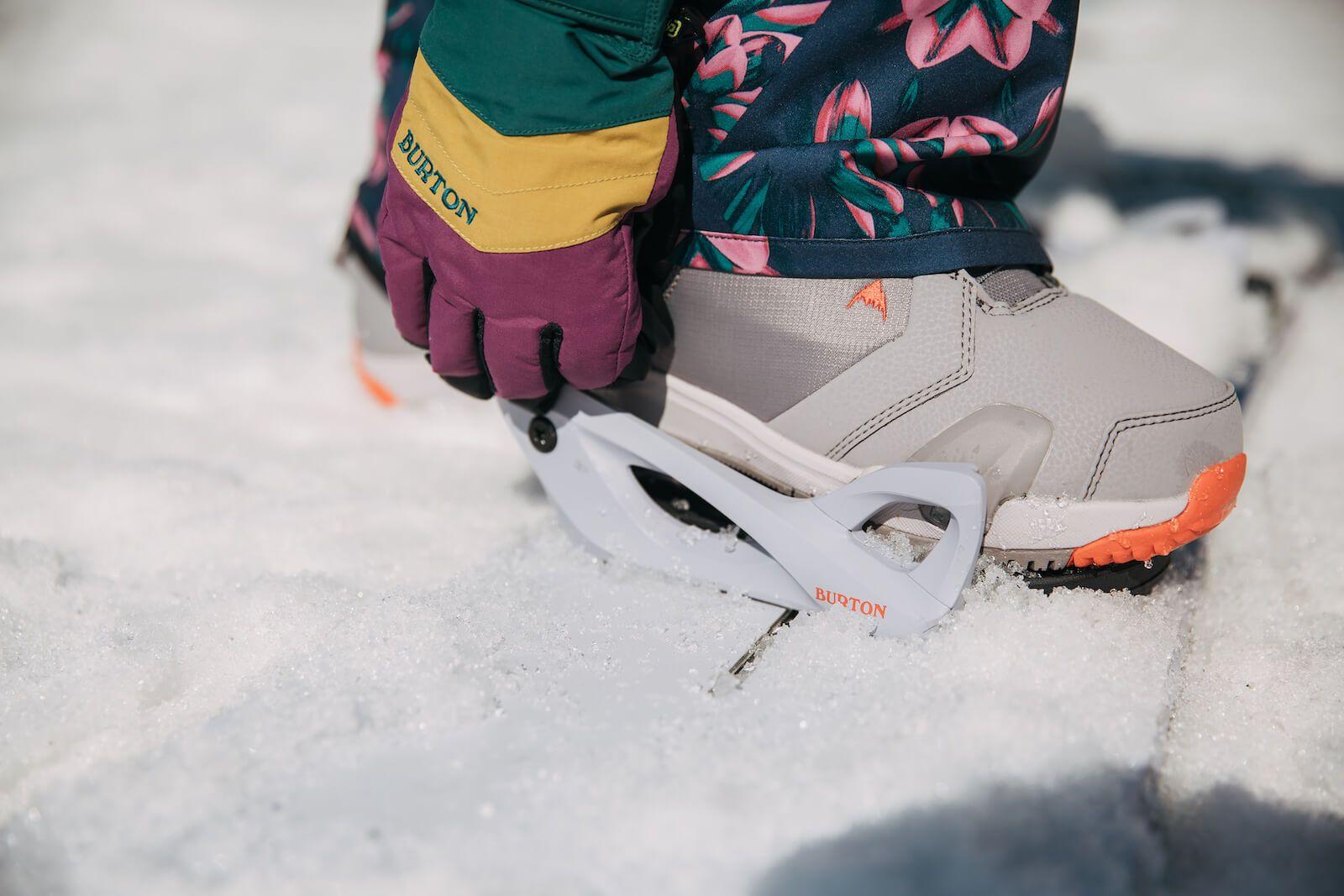 Szusowanie bez odcisków - zadbaj o wygodne buty snowboardowe