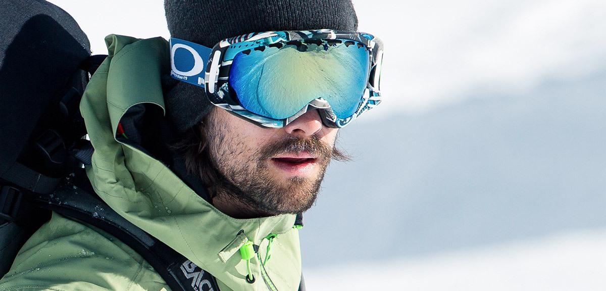 gogle narciarskie damskie oakley