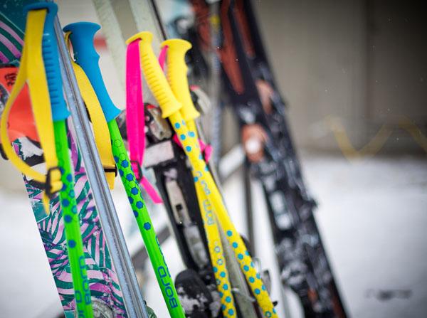 Kije narciarskie - poradnik kupującego