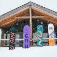 Nasze ulubione deski snowboardowe: GNU, LIBTECH, ROXY 2019, co nowego?