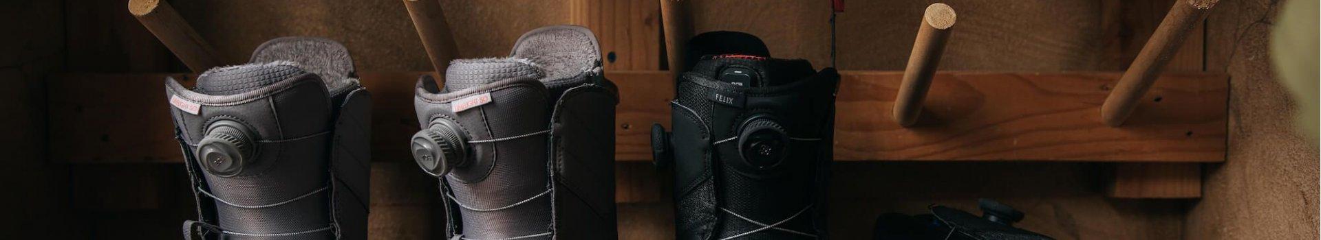 Buty snowboardowe - odpowiedni rozmiar to podstawa