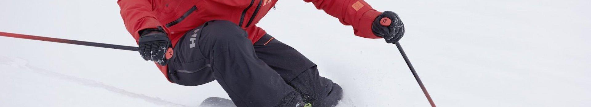 Jak dobrać kijki narciarskie?