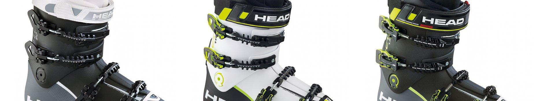 Buty narciarskie Head Vector EVO - stworzone, by osiągać więcej, niż można!