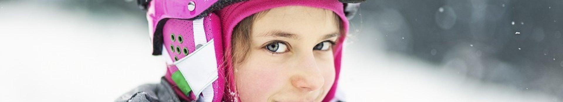 Ochrona dziecięcej głowy z pomysłem