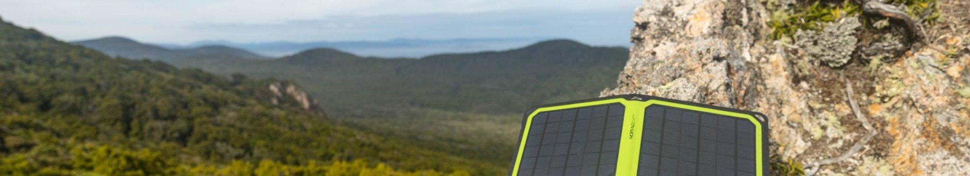 Gdy elektronika zawiedzie - czym wyróżniają się ładowarki solarne?