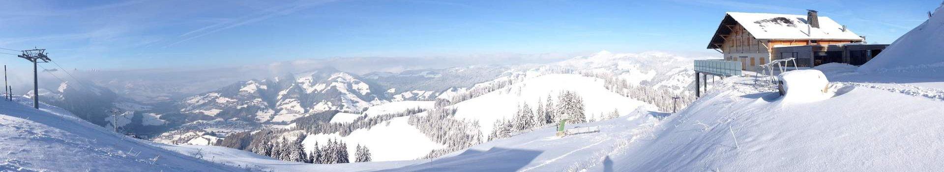 Miejsca w Polsce, które warto odwiedzić z nartami/snowboardem