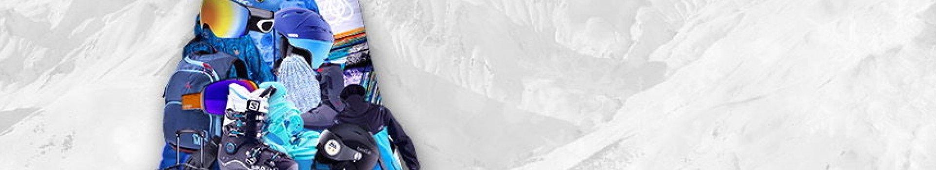 Świąteczny prezent dla narciarza lub snowboardzisty