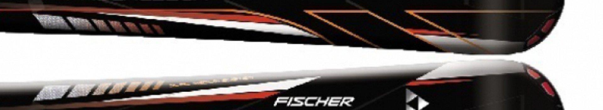 Dwa promienie skrętu: Fischer Progressor 800
