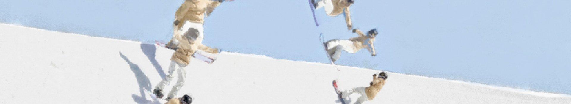 Najprostsze triki snowboardowe, które warto opanować
