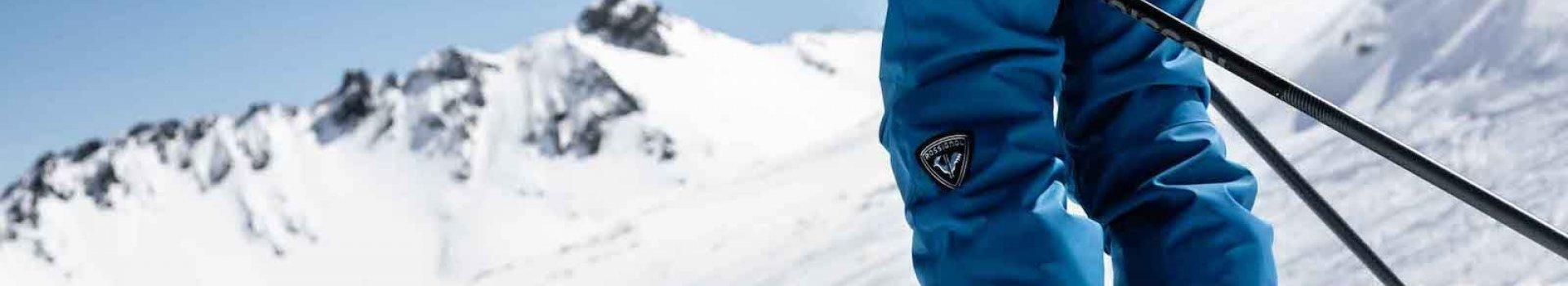 5 cech, które powinny posiadać solidne spodnie narciarskie