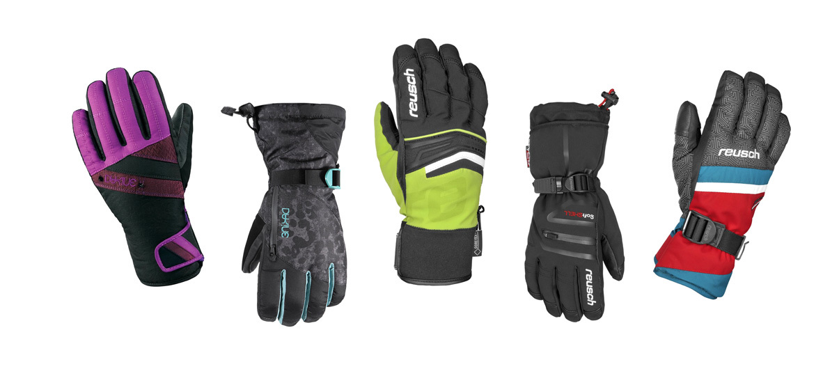 Rękawice narciarskie i snowboardowe – nowości na sezon zimowy 2015
