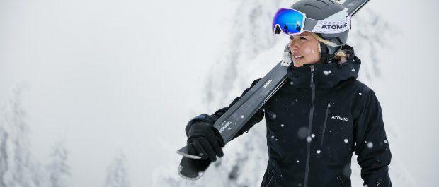 Damski kask narciarski, czyli szusuj bezpiecznie i stylowo