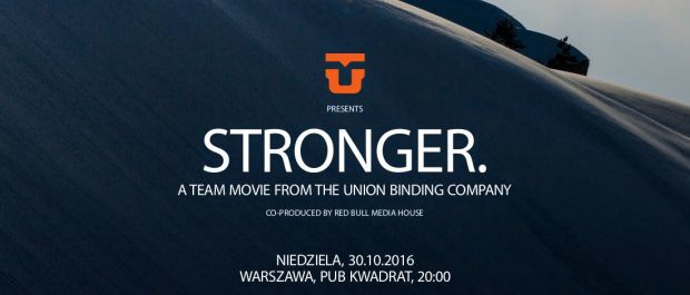 "Warszawska premiera filmu ""Stronger"" ze SnowShop.pl"