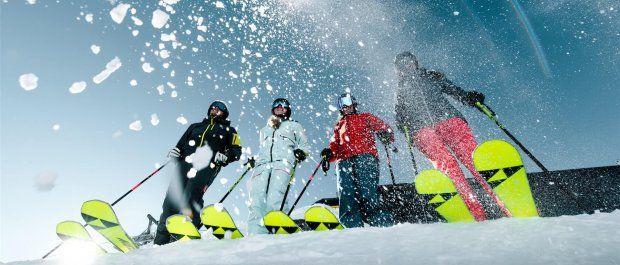 Gogle narciarskie - wymarzony prezent od wielkanocnego Zajączka