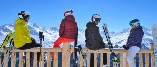 Poradnik początkującego – jak dobrać narty?