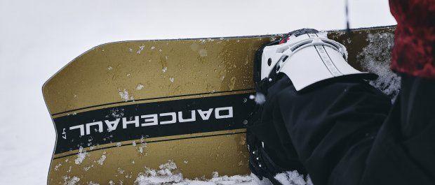 Protektory snowboardowe