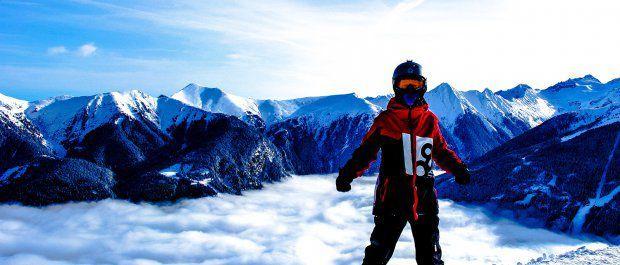 Skoki na snowboardzie - rady dla początkujących