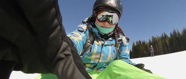 Rękawice snowboardowe na każdą kieszeń