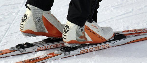 Rodzaje wiązań do nart biegowych