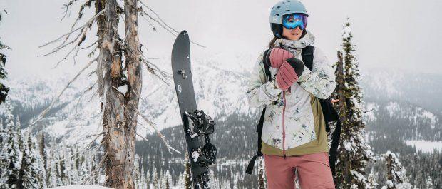 Spodnie snowboardowe dla początkujących - poradnik