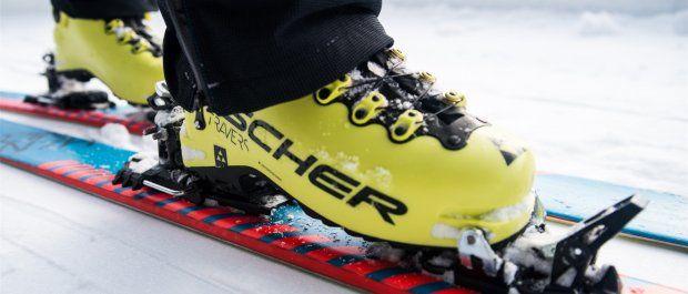Termoformowalne buty narciarskie