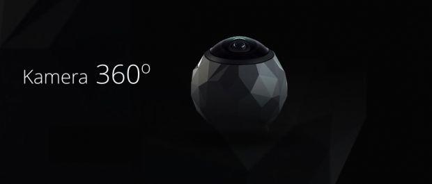 Witaj w przyszłości  - kamera 360fly !!!