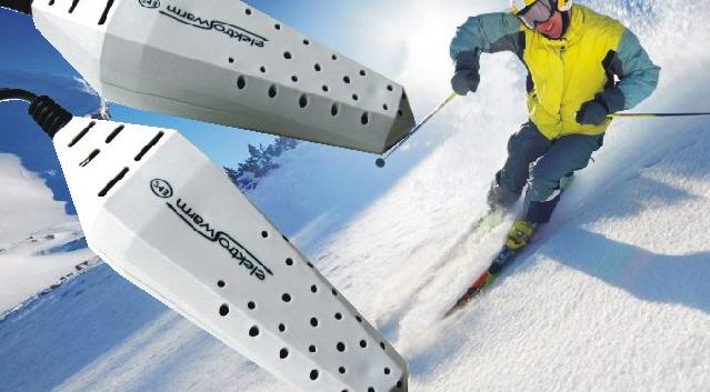 Suszarki do butów narciarskich i snowboardowych