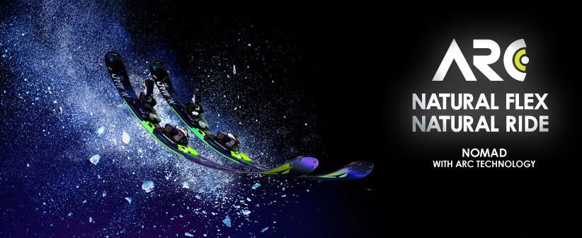 Technologia Arc w nartach Atomic