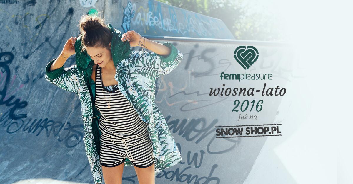Nowa kolekcja Femi Pleasure w Snowshop.pl!