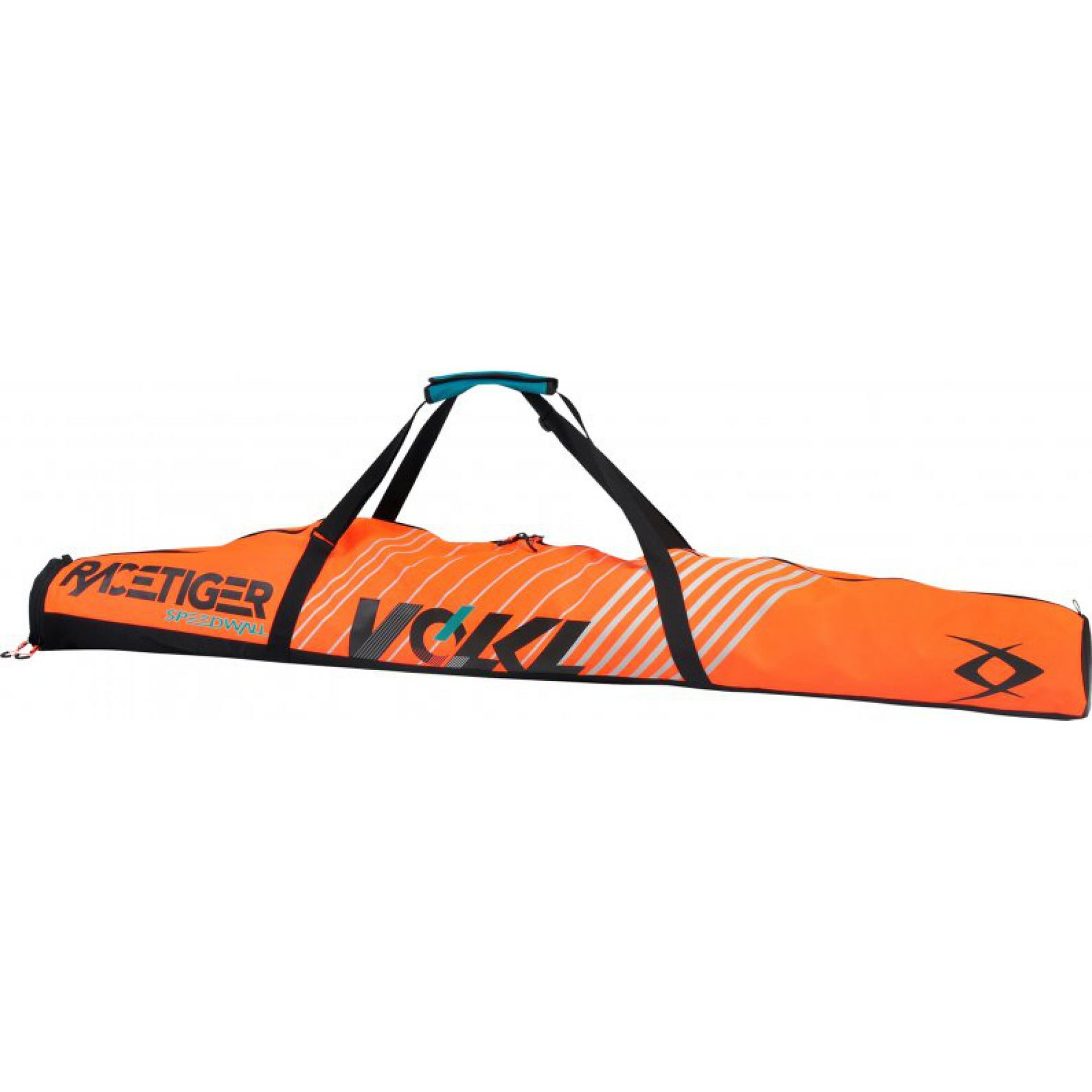 POKROWIEC VOELKL RACE SINGLE SKI BAG 165+15+15