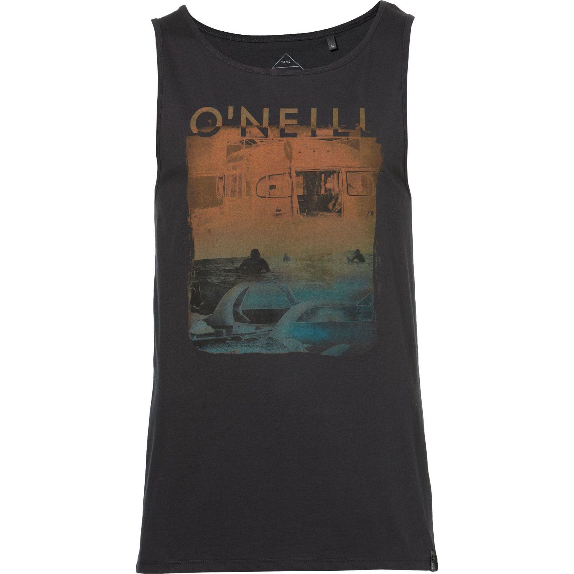 Koszulka Between Oceans Oneill czarny