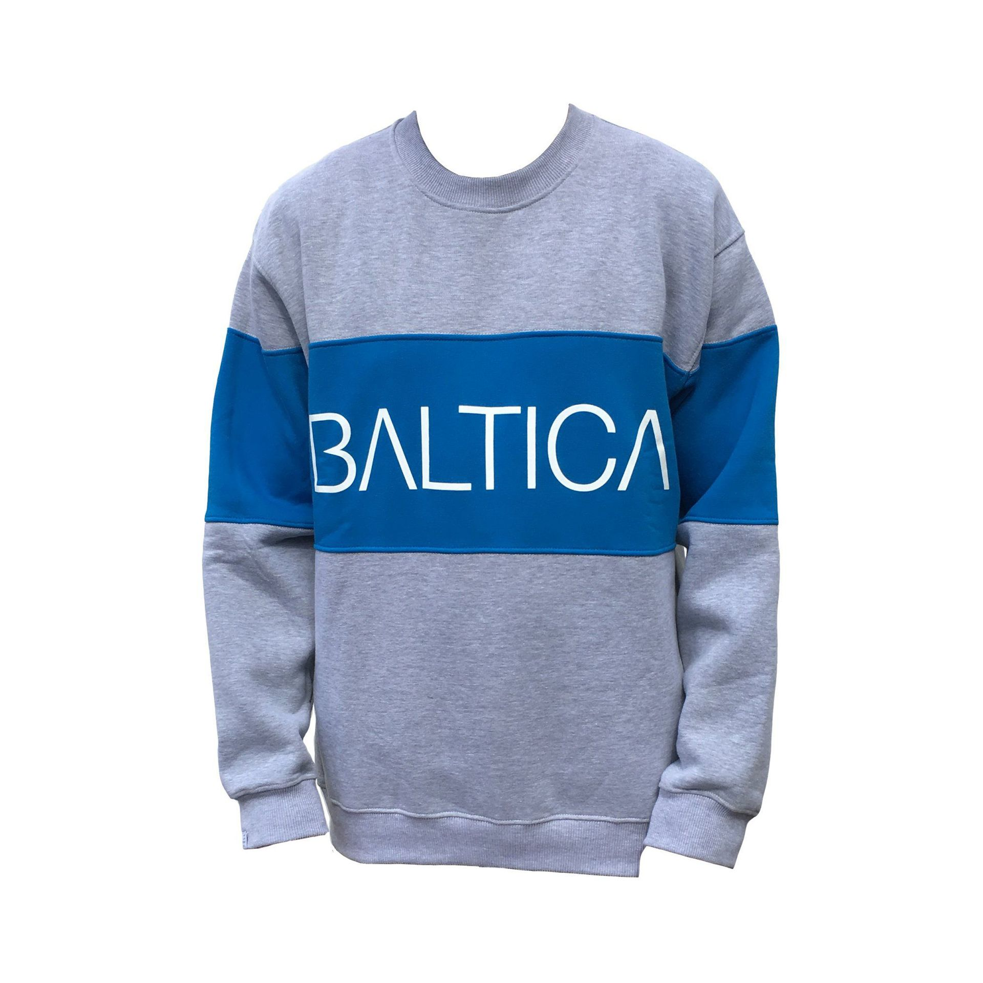 BLUZA BALTICA OLDSCHOOL GREY 1