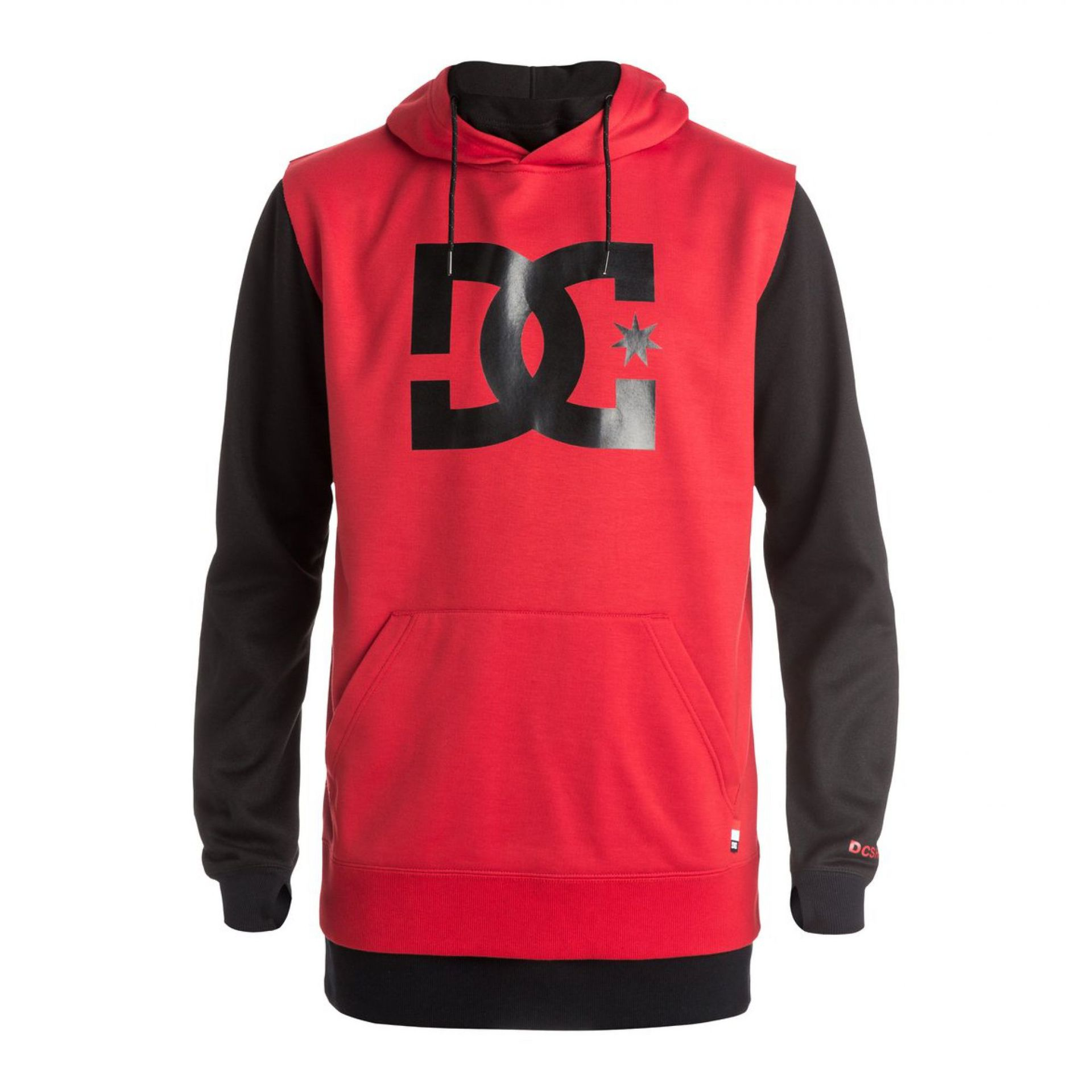BLUZA DC DRYDEN RACING RED