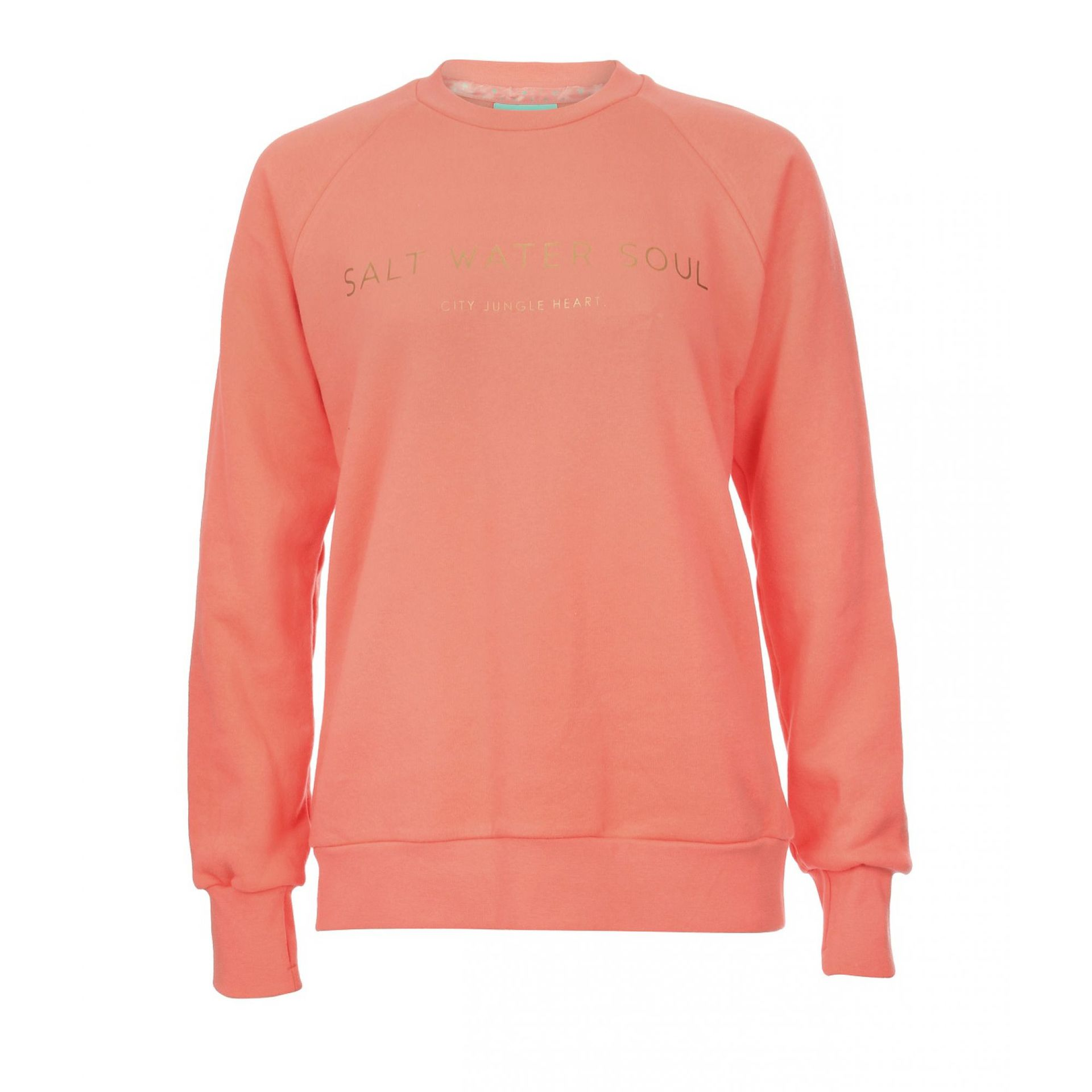 BLUZA FEMI PLEASURE SALT CORAL