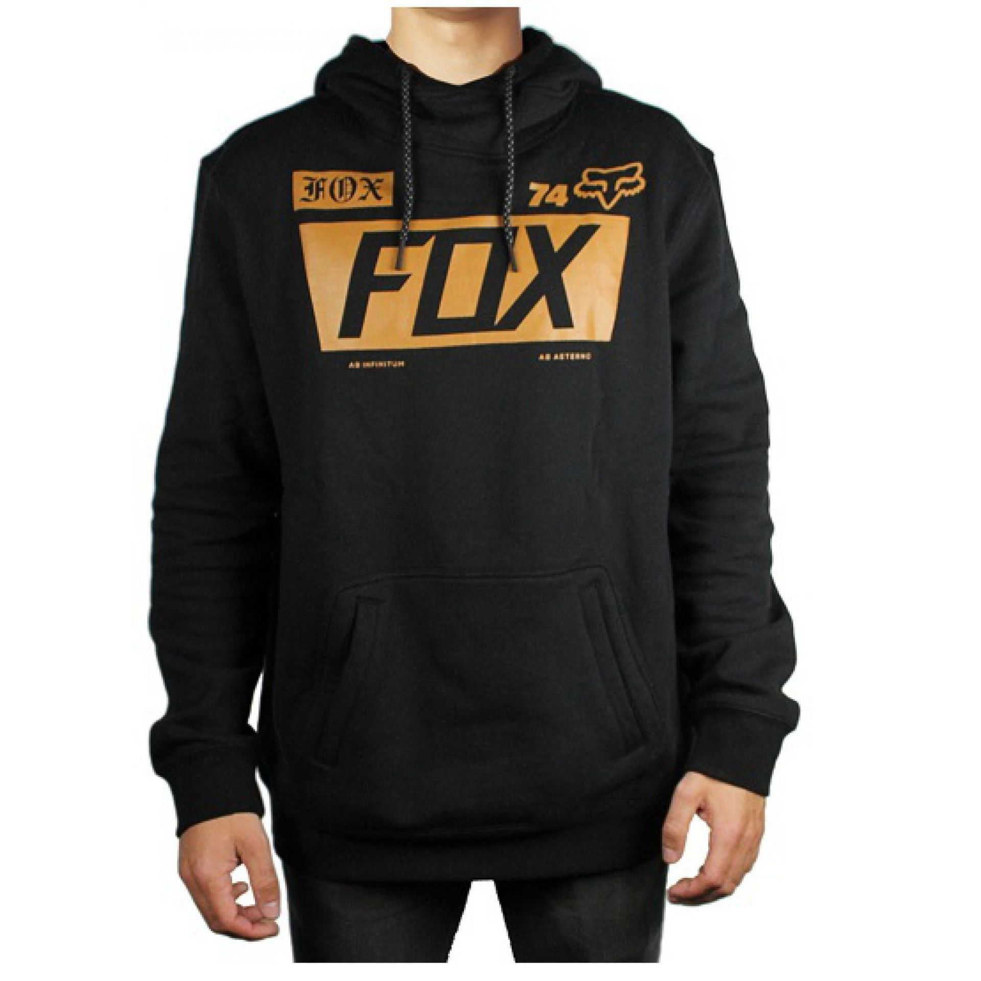 BLUZA FOXHEAD UNION BLACK