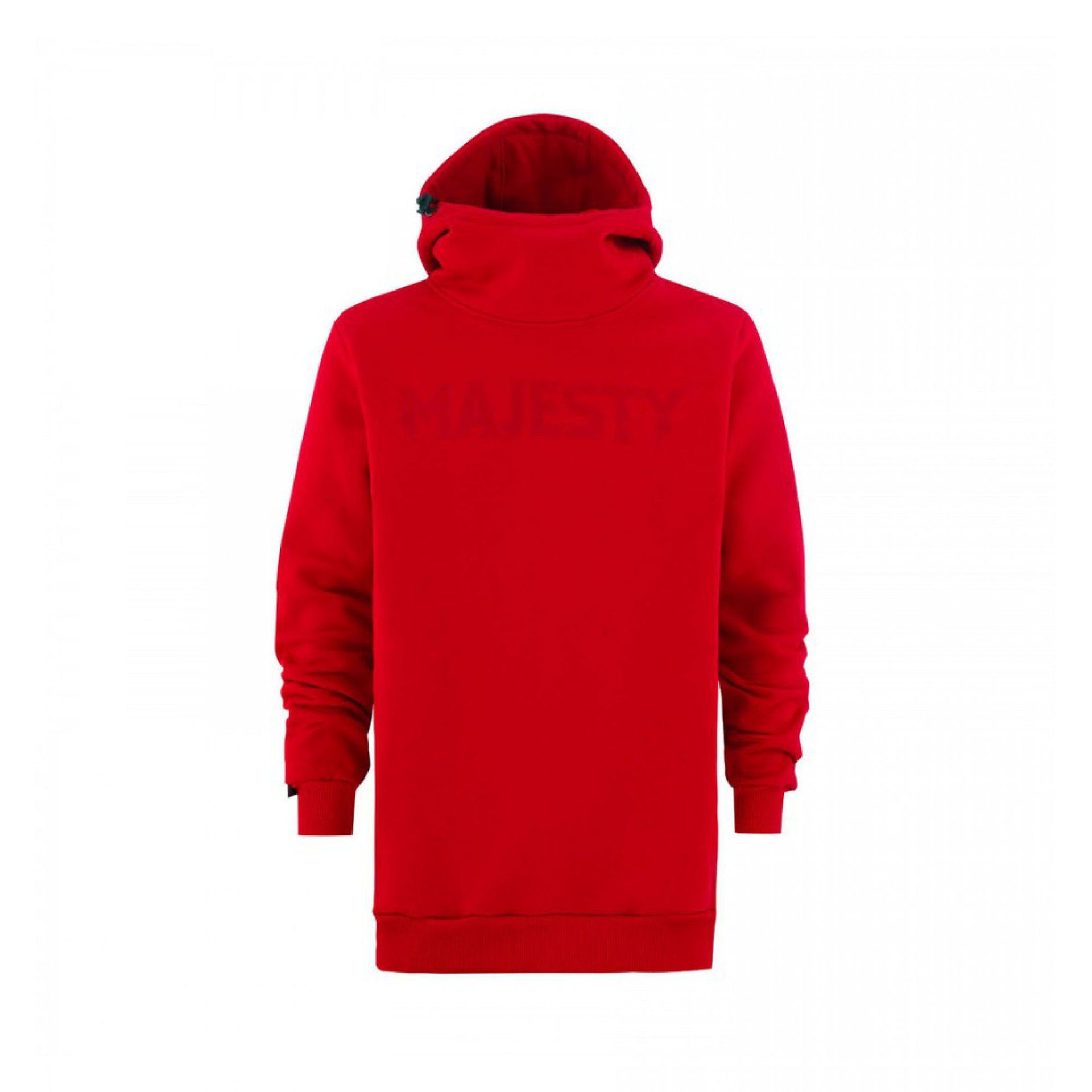 BLUZA MAJESTY VANDAL RED 1