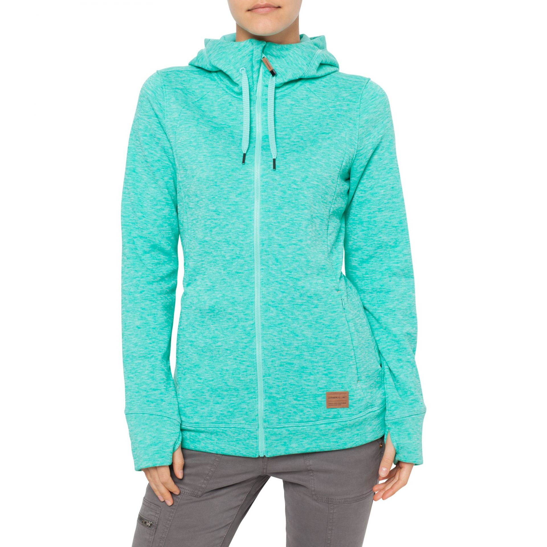 BLUZA ONEILL FZ HOODY FLEECE SPEARMINT