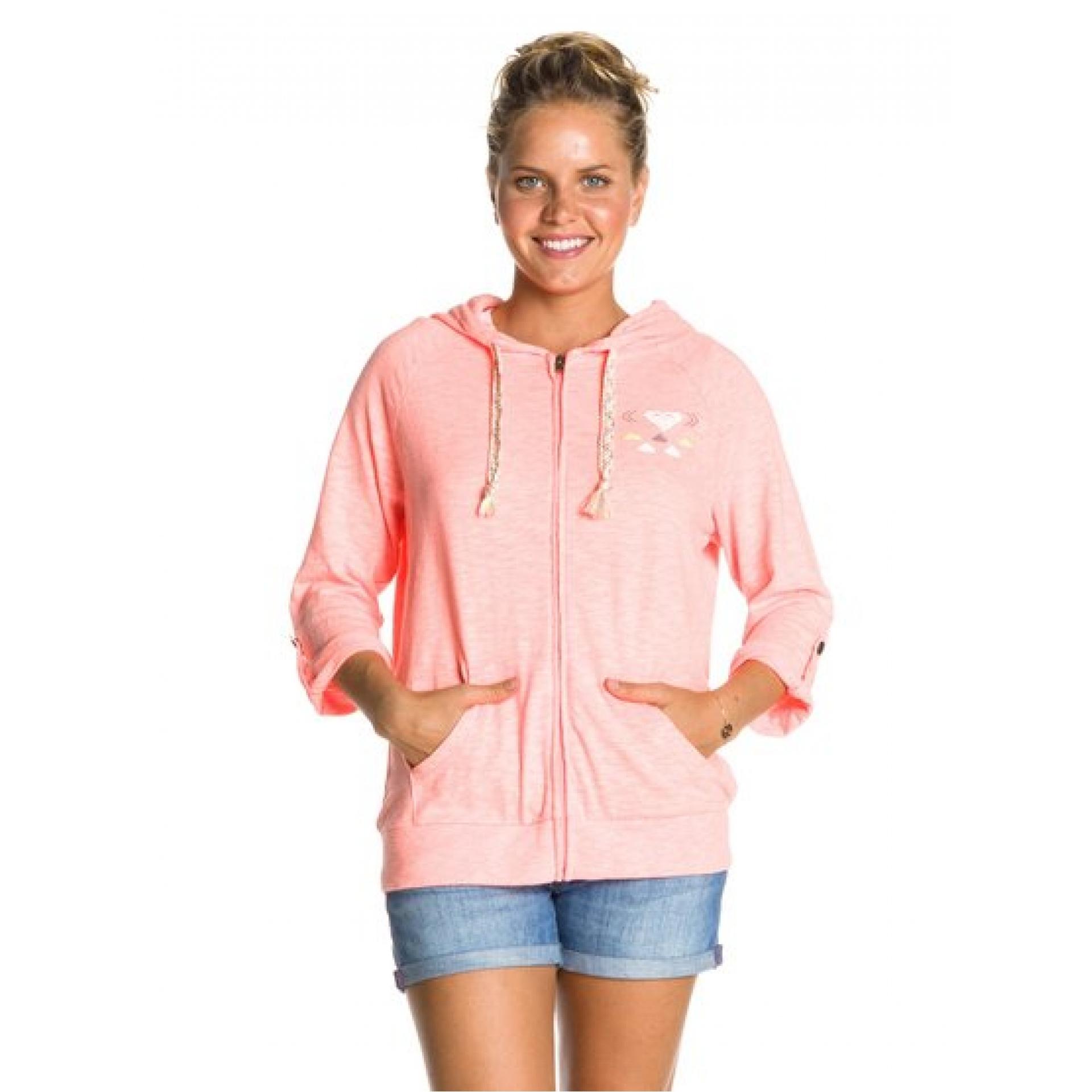 Bluza Roxy Light Sluby różowa