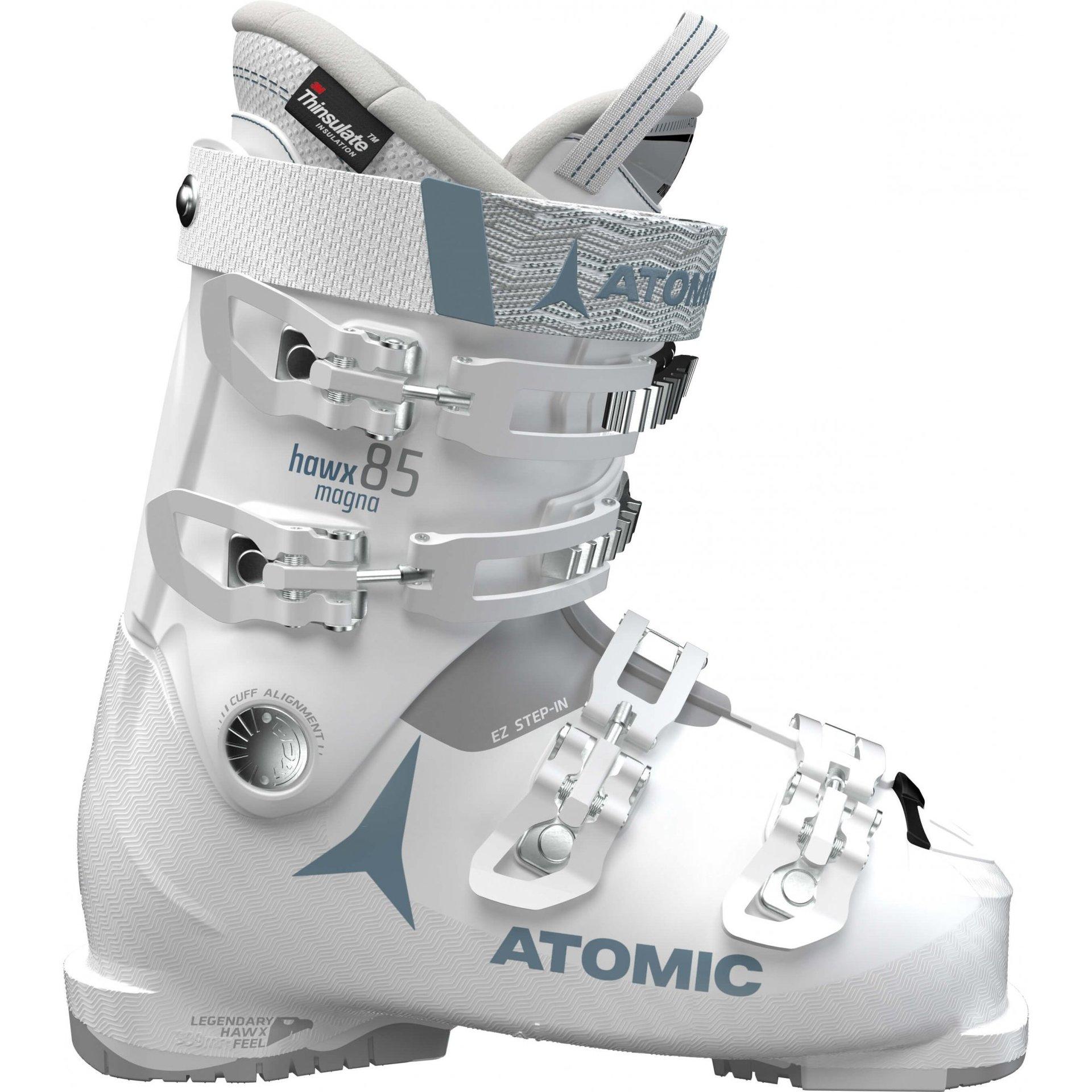 BUTY NARCIARSKIE ATOMIC HAWX MAGNA 85 W WHITE|LIGHT GREY AE5020120