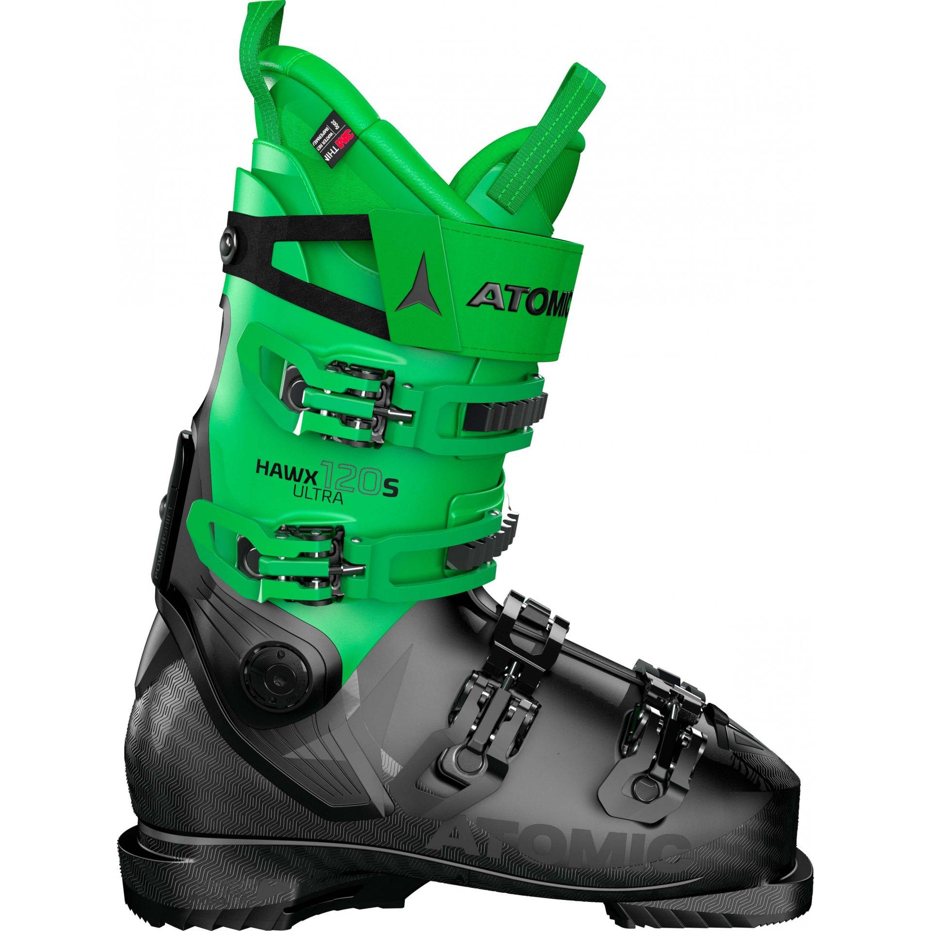 BUTY NARCIARSKIE ATOMIC HAWX ULTRA 120 S BLACK|GREEN AE502192