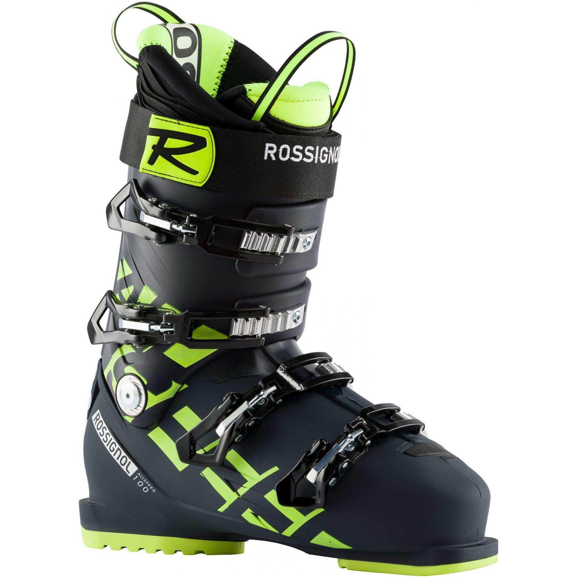 Buty Narciarskie Rossignol Allspeed 100 2021 Granatowy W Snowshop Pl