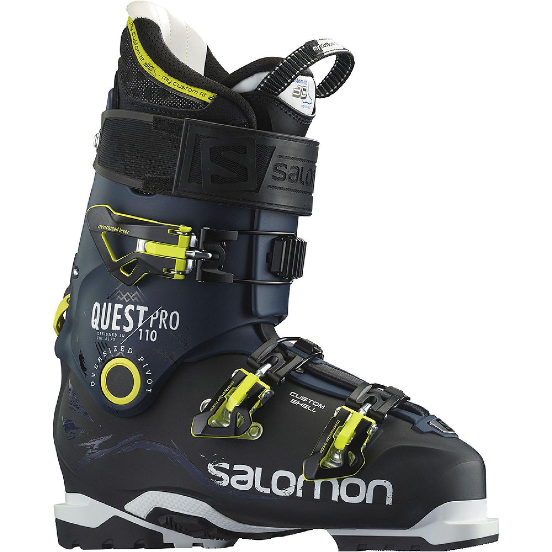 Buty narciarskie Salomon QUEST 100 W