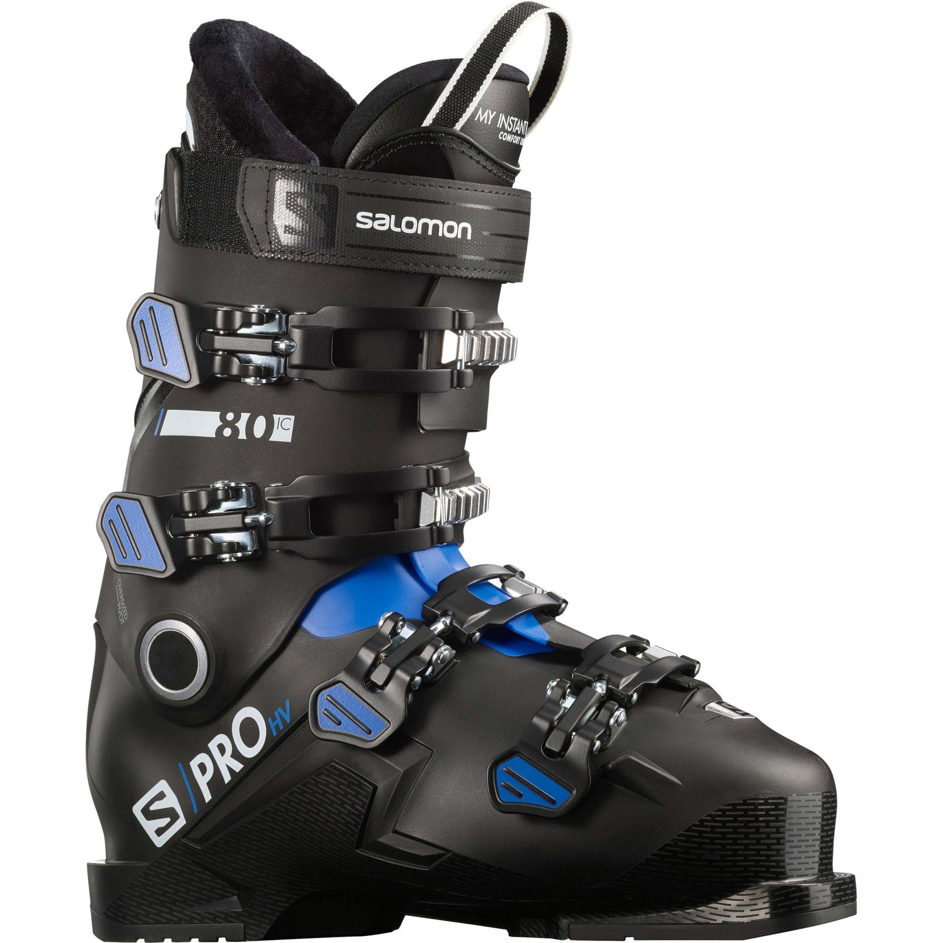 Buty Narciarskie Salomon S Pro Hv 80 Ic 2021 Czarny W Snowshop Pl