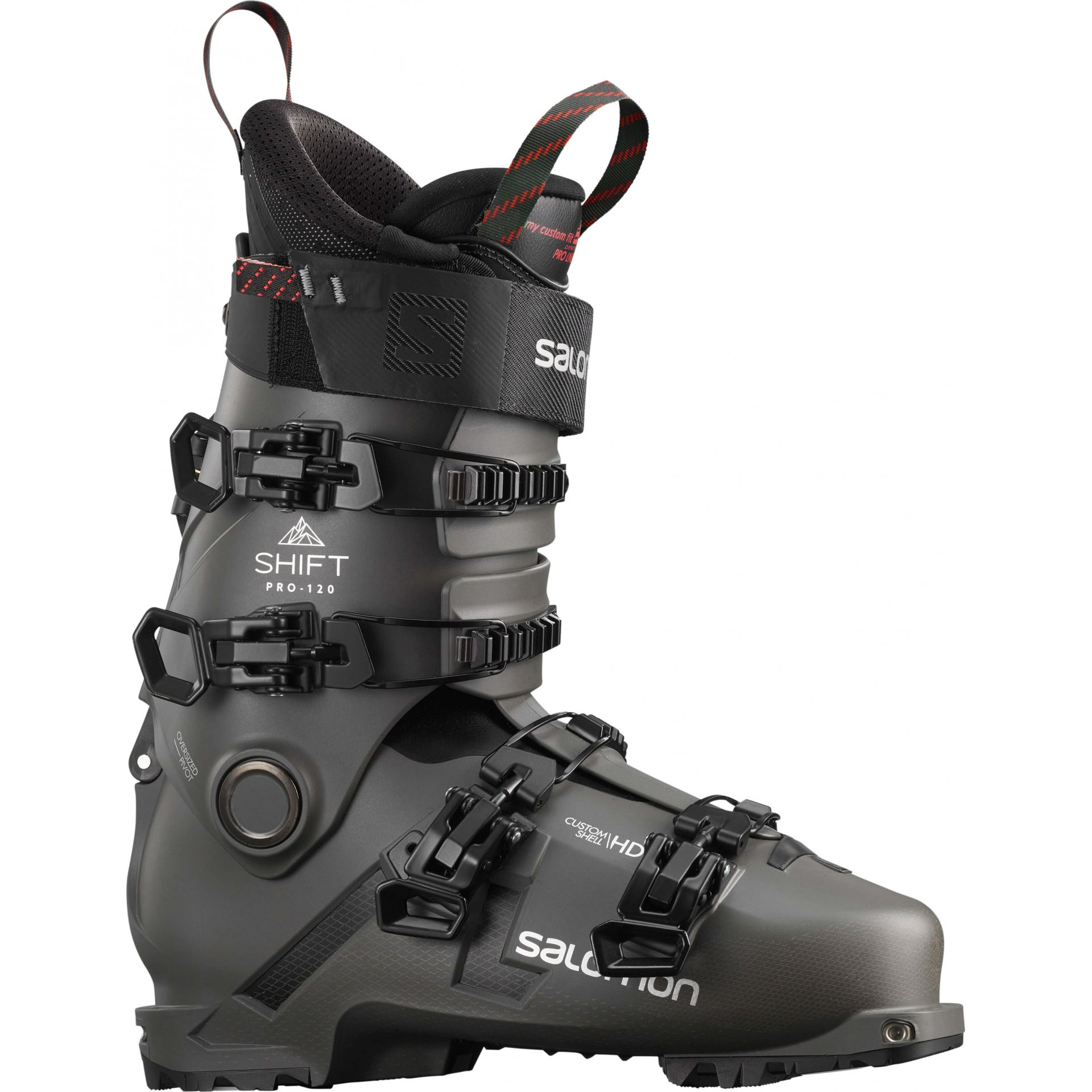 Buty Narciarskie Salomon Shift Pro 120 At 2021 Czarny W Snowshop Pl