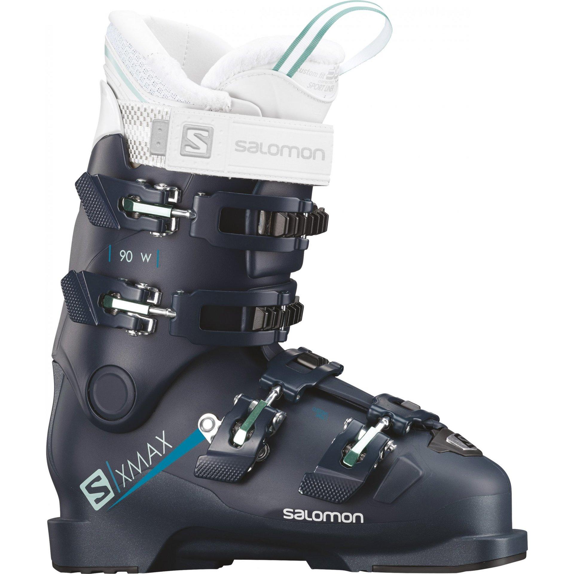 BUTY NARCIARSKIE SALOMON X MAX 90 W 405497