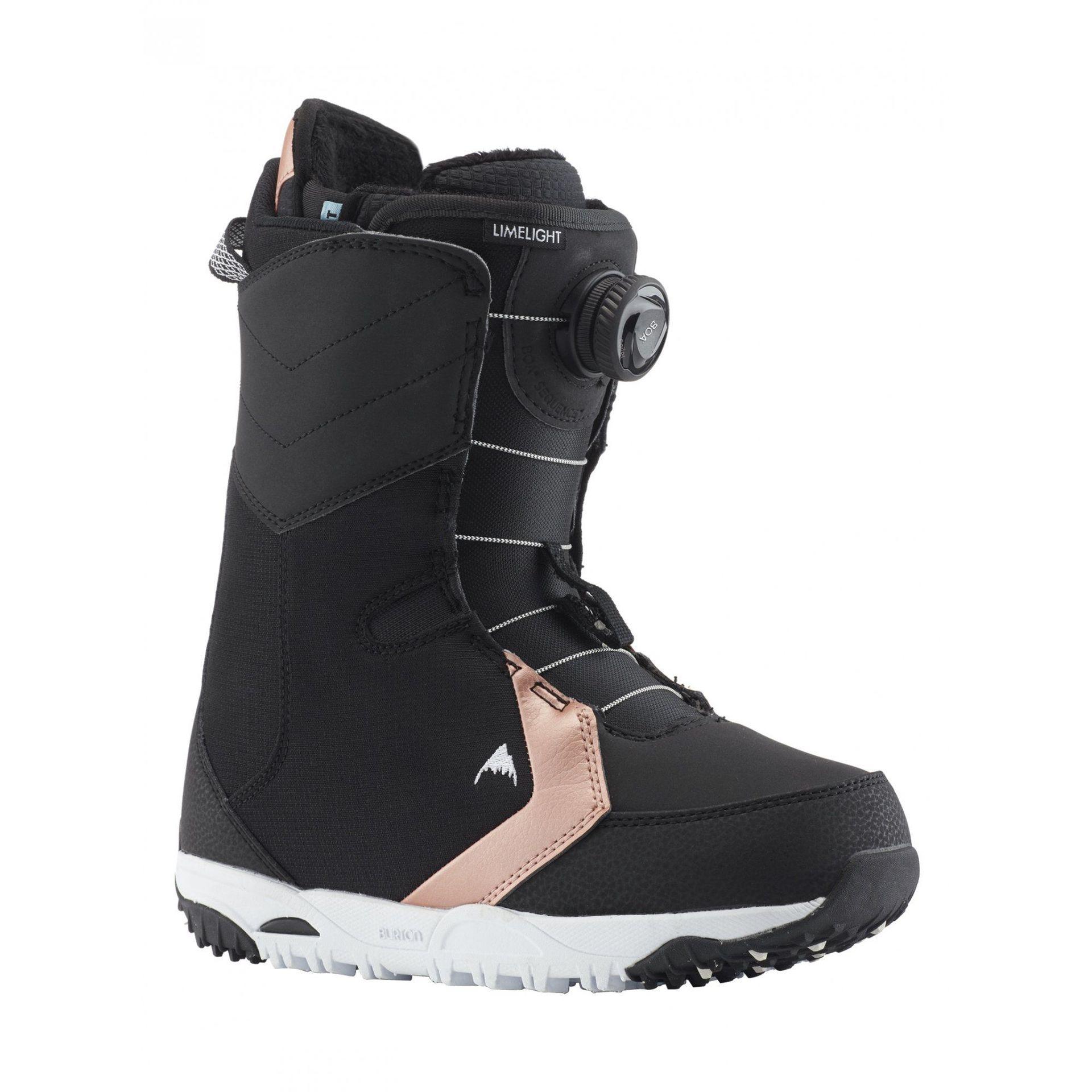 BUTY SNOWBOARDOWE BURTON LIMELIGHT BOA BLACK 150871-001 1