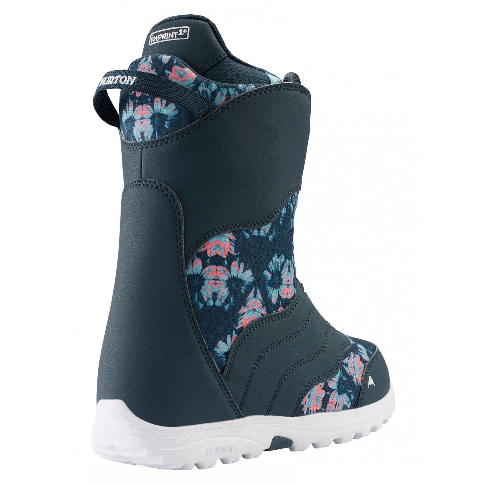 BUTY SNOWBOARDOWE BURTON MINT BOA MIDNITE BLUE|MULTI 131771-423 2